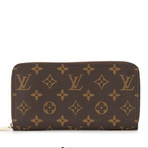 LV Zipper Wallet